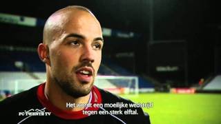 Aanloop OB Odense - FC Twente