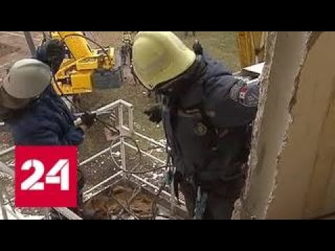 В Ижевске решается судьба обрушившегося дома - Россия 24