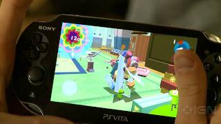 Touch My Katamari_ Vita Preview (Japanese Version)