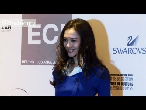 ECI Fashion Event 2013 in Beijing ft. Jackie Chan | FashionTV