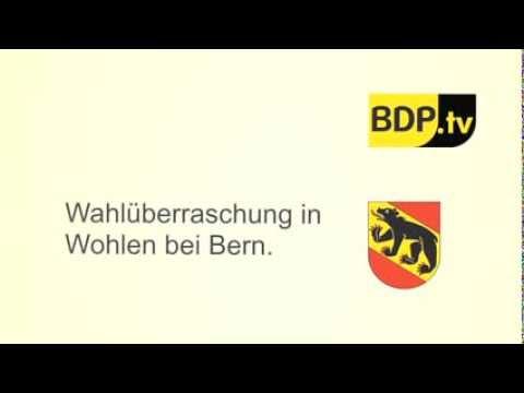 BDP erfolgreich in Wohlen BE
