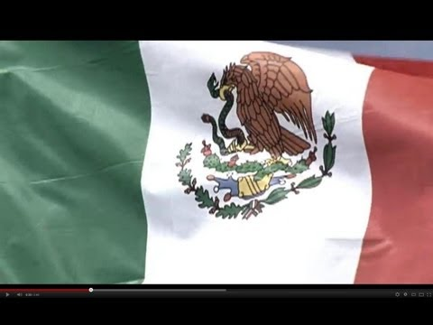 Karaoke: Mexico's National Anthem video