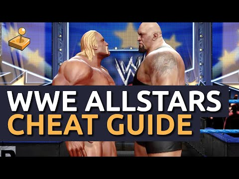 WWE All Stars Cheat - Unlock Everything