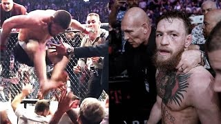 Wild brawl after UFC 229: What really happened? Who attacked first?