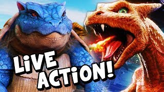 Live Action POKEMON Red and Blue Movie and What We Know