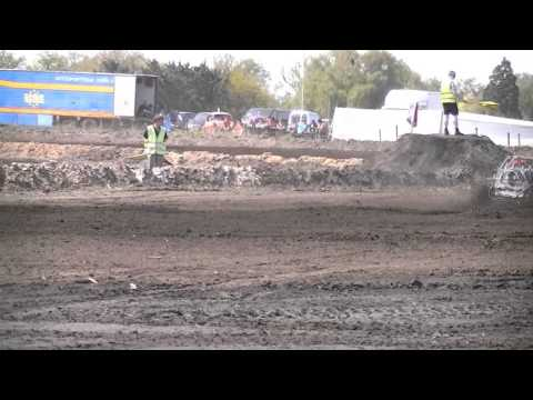Pagani Productions  Asuz autocross Liessel 5-5-2013 Part 2