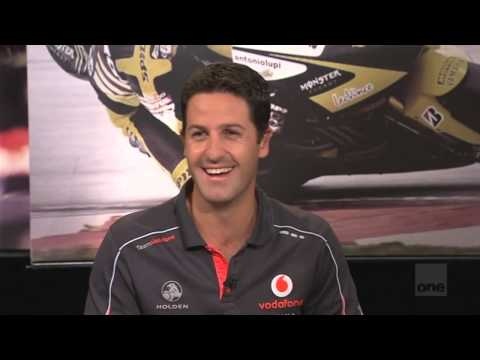 2011 RPM - Jamie Whincup Interview [HD]