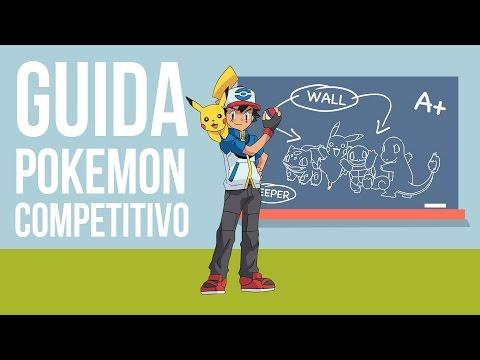 Guida Pokemon Competitivo Crea la tua squadra passo passo