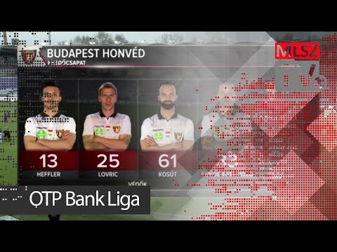 Vasas FC - Budapest Honvéd  | 2-1 | (1-0) | OTP Bank Liga | 22. forduló | MLSZTV - kattintson a lejátszáshoz!