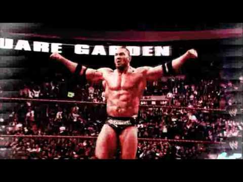 WWE Batista 2012 Return Titantron For Raw 1000th Episode
