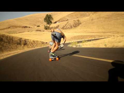 Maryhill Freeride - Crash In Undies