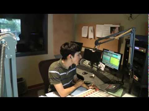 Radio Station Tour WAWL