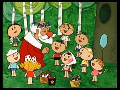 Стихи про деда Мороза для детей