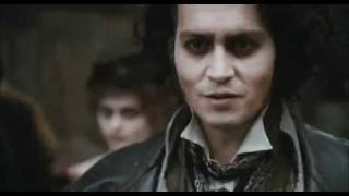 Sweeney Todd - Official Trailer