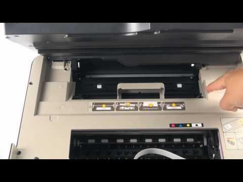 HP Deskjet Ink Advantage 3525 e-All-in-One Видео