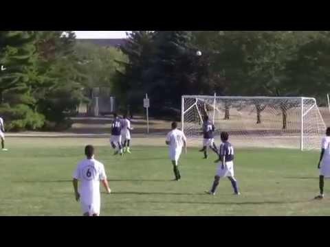 Kanye Sayon (Parkland College Soccer 2013)