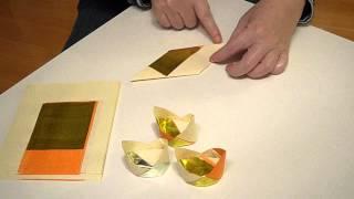 FailZoom - 大小元寶折法教學