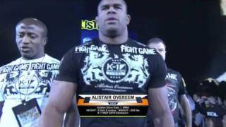 Alistair Overeem vs. Todd Duffee