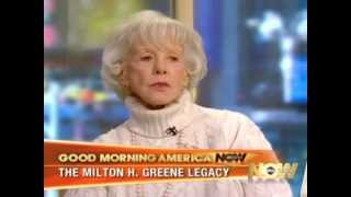 Marilyn Monroe - Amy & Joshua Greene Interviewed