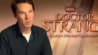 Cumberbatch's advice for Oscar nominees