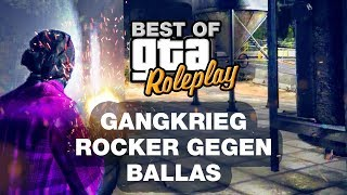 Gangkrieg - Rocker gegen Ballas (Alternate Life / Best Of GTA Roleplay)