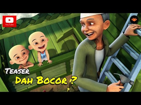 Teaser Upin & Ipin Musim 9 -  Dah Bocor ? [HD]