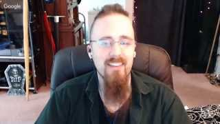 Q&A video: First World problems - the chat is too damn fast!