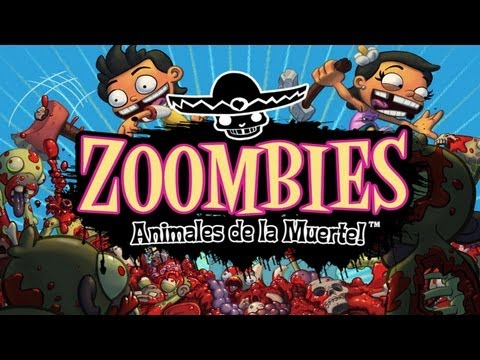Zoombies: Animales de la Muerte! - Universal - HD Gameplay Trailer