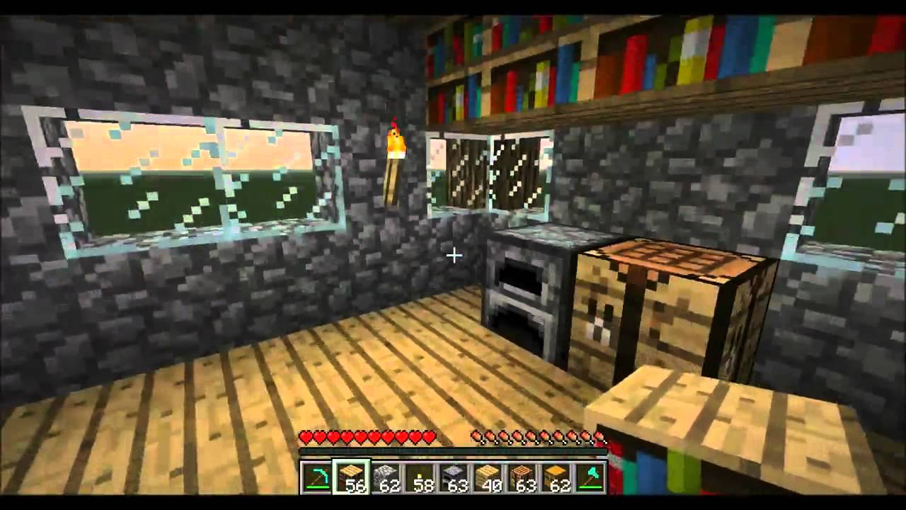 Minecraft How To Build A Good Looking House Cozy