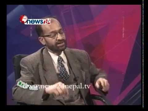 प्रशासनविद् केशवराज पाण्डे संगको कुराकानी  - CHAPRASHNA
