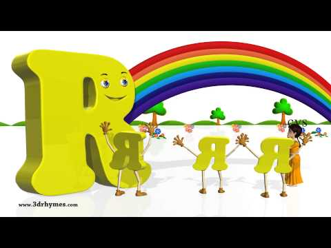 Phonics Songs -3D Animation Learning ABC Phonics Song For Children