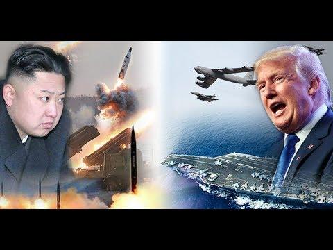 И все таки войне быть! Последние новости КНДР- 3 мировая война Трамп 2017