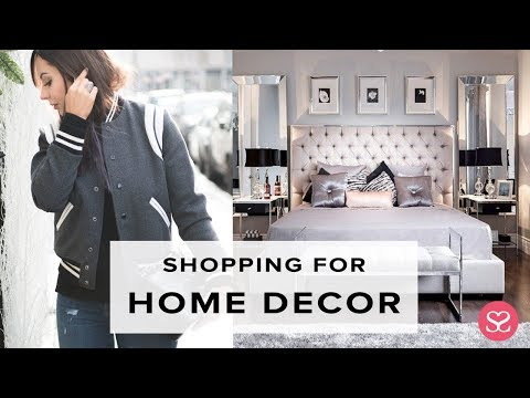 COME WITH ME! LUNCH & HOME DECOR SHOPPING | VLOGMAS | SOPHIE SHOHET