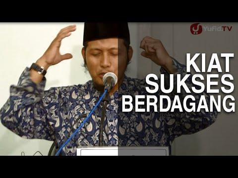Serial Ceramah Islam: Kiat Sukses Berdagang - Ustadz Zaid Susanto