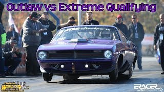 Outlaw vs Extreme Qualifying Rounds 1 and 2 | WCF - Import vs Domestic 2018 at MDIR | ERacer
