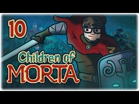 Let's Play Children of Morta | The Industrial District | Part 10 | Release Gameplay PC HD