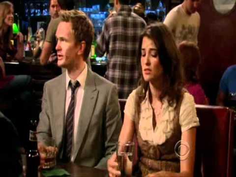 Barney Stinson - I Don't Like Chinese