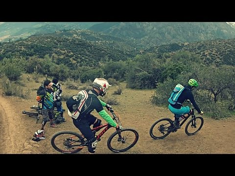 Enduro MTB Chile Mountain Bike Las Varas 2014