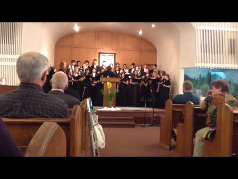 Portland Adventist Academy Choir- Home - 12/28/2013