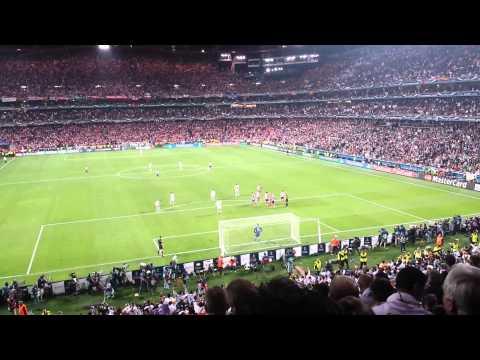 Real Madrid vs Atletico Madrid 4-1 Champions League Final 2014 - Last Minutes