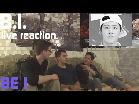 B.I Be I (Show Me The Money 3) Live Reaction, Non-Kpop Fan Reaction [HD]