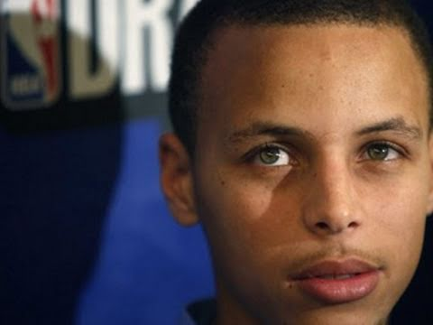 RECAP: Golden State Warriors 2009 NBA Draft Party with Stephen Curry [HD] Video