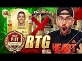 WTF WE SOLD THEM FOR CRISTIANO RONALDO!! FIFA 18 Ultimate Team Road To Glory #140 RTG MP3