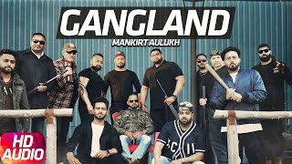 Audio Poster | Gangland | Mankirt Aulakh Feat Deep Kahlon | Full Song Coming Soon | Speed Records