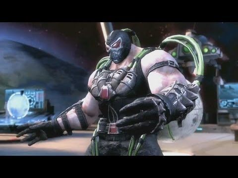 Injustice Gods Among Us - S.T.A.R LABS  BANE -  COMPLETE