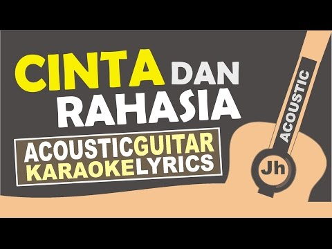 download lagu Yura Yunita Feat Gleen Fredly - Cinta Dan Rahasia Acoustic Karaoke Version gratis