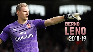 Bernd Leno 2018-19 | Amazing Saves
