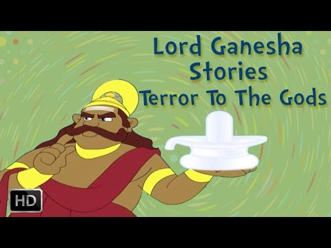Lord Ganesha Stories - Ganesha Rescues Of Other Gods - Short Stories For Kids video