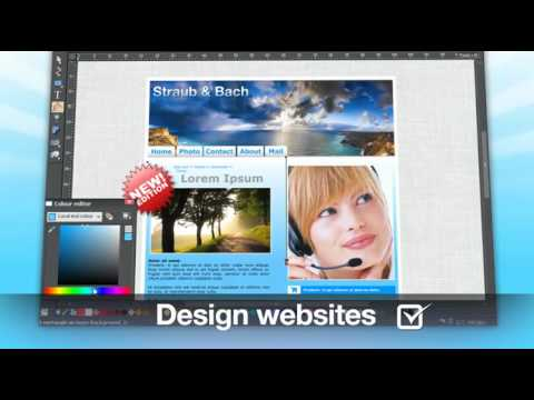 0 NEW! MAGIX Xara Web Designer 6   Create perfect websites intuitively! (ENG)