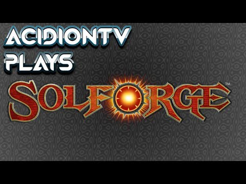 Fisting Robots - Solforge Part 1 video
